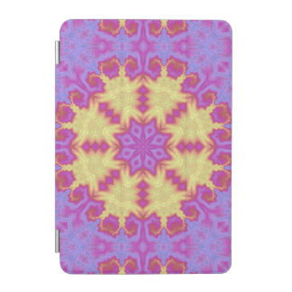 Bright Mandala iPad Mini Cover