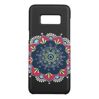 Bright Mandala Pattern Case-Mate Samsung Galaxy S8 Case
