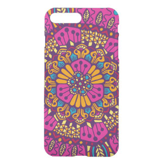Bright Mandala Sari iPhone Case