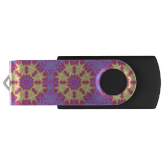 Bright Mandala USB Flash Drive