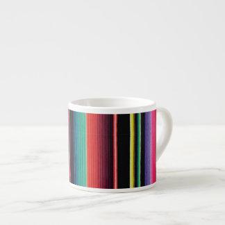 bright mexico mornings espresso cup