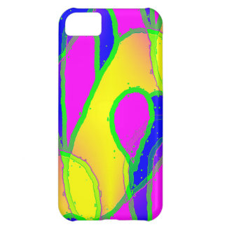 Bright Might 8 Case For iPhone 5C
