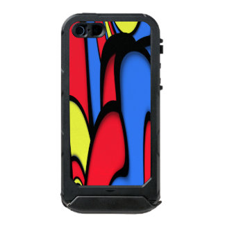 Bright  Modern Art Incipio ATLAS ID™ iPhone 5 Case