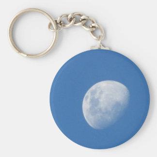 Bright Moon Keychain