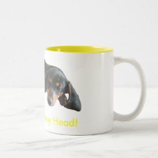 Bright Morning Wake Up Puppy Mug