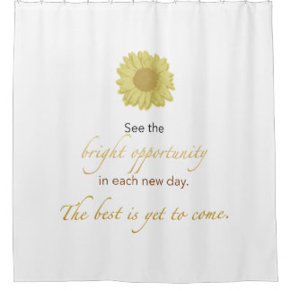 Bright New Day Curtain