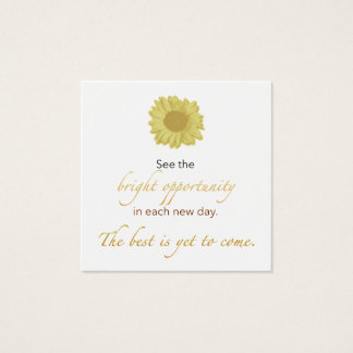 Bright New Day Reminder Cards