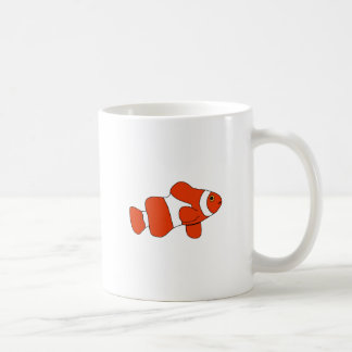 Bright Orange Clown Fish Coffee Mug