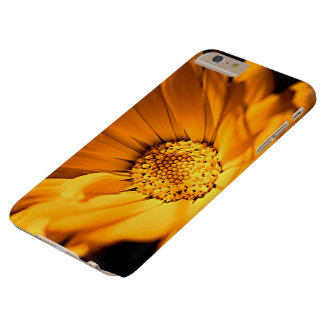 Bright Orange Daisy Barely There iPhone 6 Plus Case