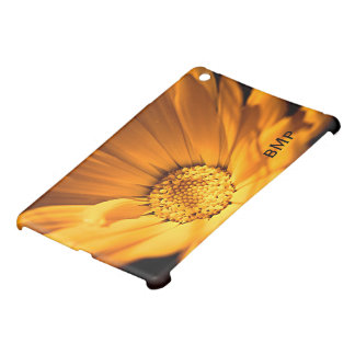 Bright Orange Daisy Wildflower Cover For The iPad Mini