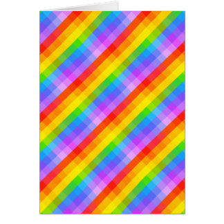 Bright Pattern. Card