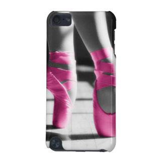Bright Pink Ballet Shoes iPod Touch (5th Generation) Cover