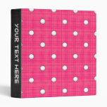 Bright Pink Golf Ball Pattern