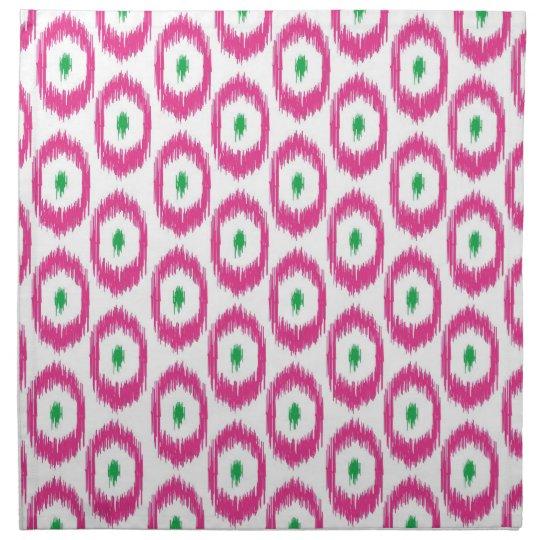 Bright Pink iKat Napkins