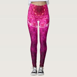 Bright Pink Leggings