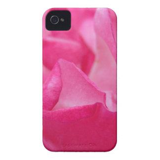 Bright Pink Rose Petals Case-Mate iPhone 4 Cases