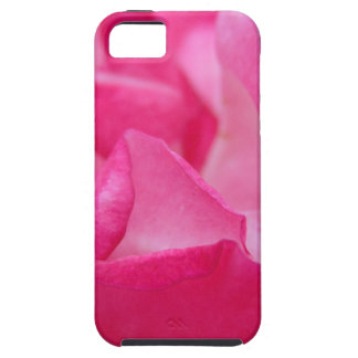 Bright Pink Rose Petals iPhone 5 Cover