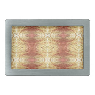 Bright positive yellow dominate pattern. belt buckles