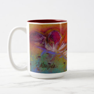 Bright Prickly Pear Mug
