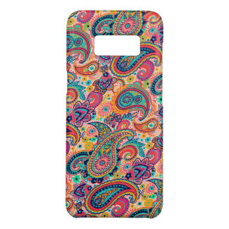 Bright Rainbow Paisley Case-Mate Samsung Galaxy S8 Case