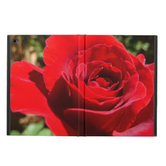 Bright Red Rose Flower Beautiful Floral Powis iPad Air 2 Case