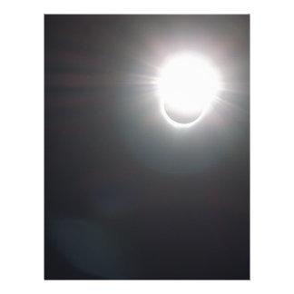 Bright Ring Letterhead