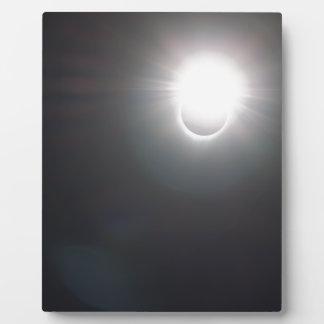 Bright Ring Plaque