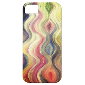 Bright ripple iPhone 5 covers