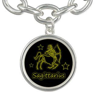 Bright Sagittarius Bracelet