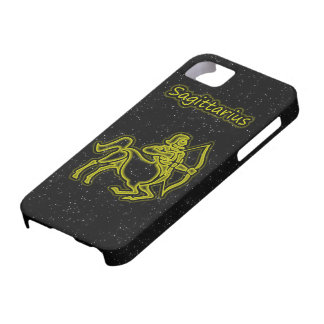 Bright Sagittarius Case For The iPhone 5