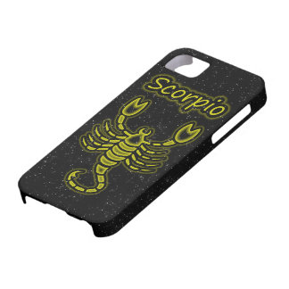 Bright Scorpio Case For The iPhone 5