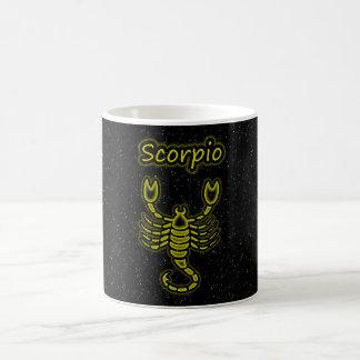 Bright Scorpio Coffee Mug