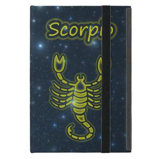Bright Scorpio iPad Mini Covers
