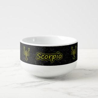 Bright Scorpio Soup Mug