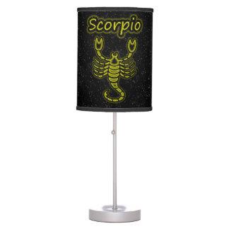 Bright Scorpio Table Lamp