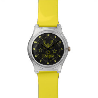 Bright Scorpio Watch