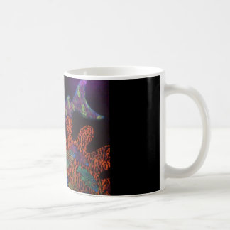 Bright Shark Coffee Mug