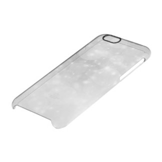 Bright silver clear iPhone 6/6S case