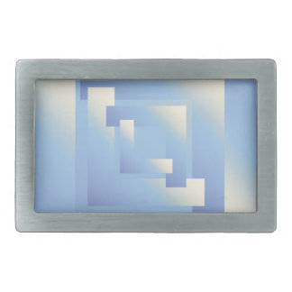 bright sky colors belt buckle
