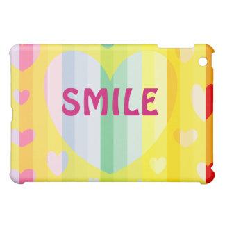 BRIGHT SMILE IPAD CASE