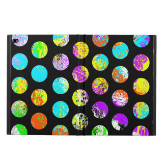 Bright Spots On Black Pattern Powis iPad Air 2 Case
