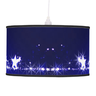 Bright stars pendant lamp