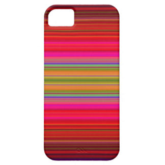 Bright Stripes iPhone 5 Covers