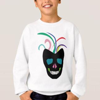 Bright Sugar Skull Sweatshirt