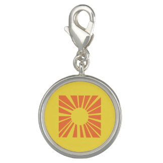 Bright Sun - Charm for Bracelet