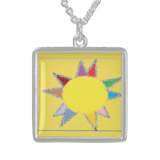 Bright Sun Pendant