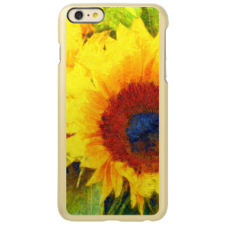 Bright Sunflower Art