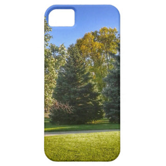 Bright Sunny Day In The Park iPhone 5 Covers