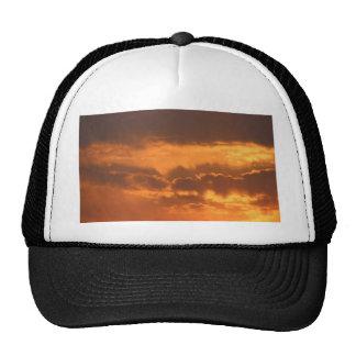 Bright Sunrise Mesh Hats