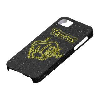 Bright Taurus iPhone 5 Case